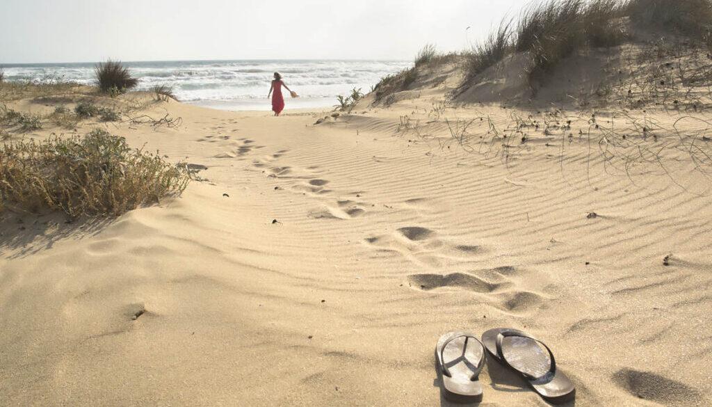 Private Beach Coast